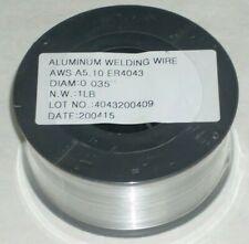 10 Rolls 4043 035 Aluminum Mig Welding Wire 1 Lb Roll 4 Dia For Spool Guns