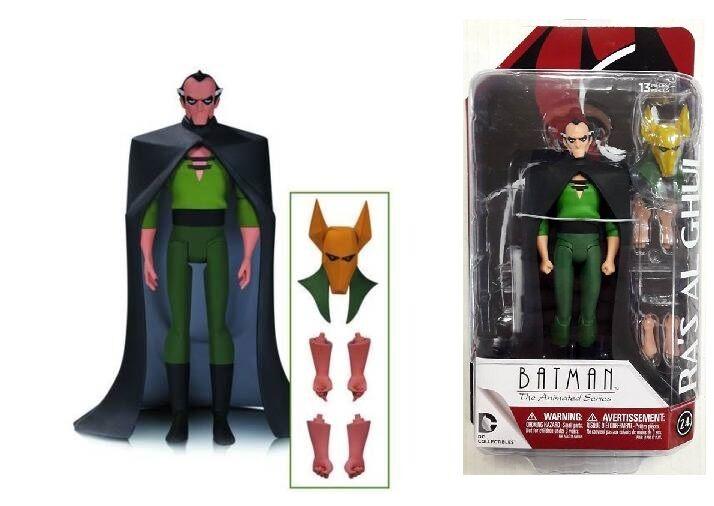 DC The animierte Series / New Aventures Batman: RAS AL GHUL Action-Figur