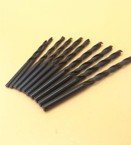 Sélectionnez La Taille 0.5 mm 6 mm Carbure Monobloc Straight Shank Twist Drill Bit