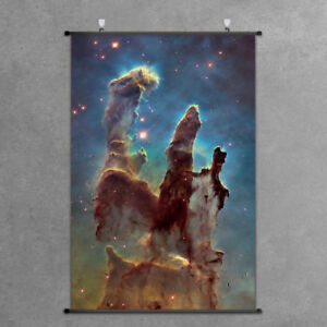 Pillars-of-Creation-HD-Print-Poster-Scroll-Poster-Cloth-Home-Decor-Wall-Art