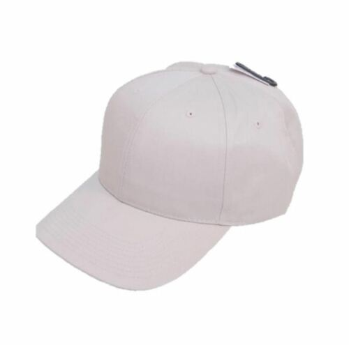 Mens baseball cap plain classic hat sports leisure work