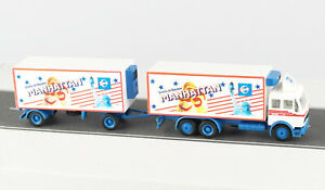 HERPA 1:87 811557 MB Kühl-Lastzug MANHATTAN, OVP