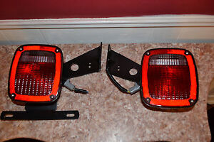 grote 5370  u0026 5371 tail lights dump  tow truck jeep trailers ford bronco tail light harness ford bronco tail light harness ford bronco tail light harness ford bronco tail light harness