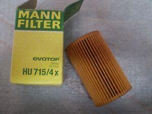 Filtre Essence - Fuel Filter Mann Hu715/4x Bmw SÉrie 3 ( E36-e46 - E34) R3w8vyio-07213322-790231454