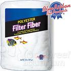 Aquarium/Pond Filter Fiber Floss 100% Poly Freshwater/Saltwater Blue Ribbon 14oz