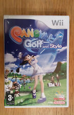 pangya golf with style wii