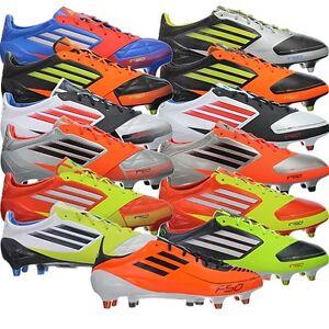La imagen se está cargando Adidas-f50-ADIZERO-xtrx-sg-azul-negro-naranja- 33f61e2c6b0a7
