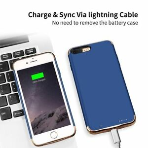on sale 97abc fe78e iPhone XS 7 8Plus Battery Case Joyroom Slim Extended 3500mAh Power ...