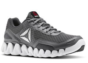 Image is loading Reebok-Mens-Zig-Evolution-Run-Running-Shoes-Sneakers- 86da1acbe