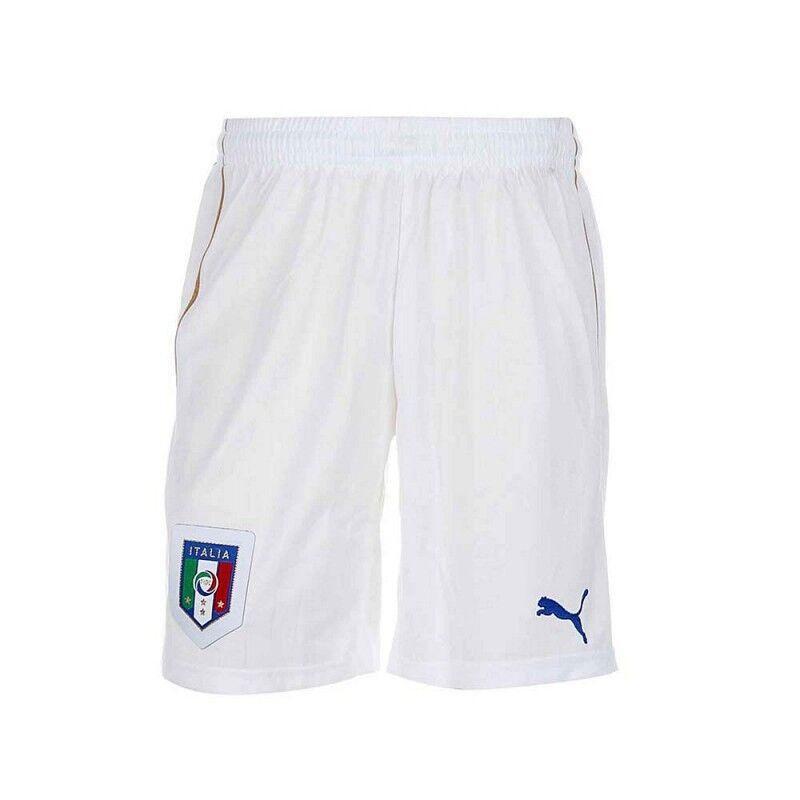FIGC - ITALIA - Pantaloncini Shorts Home Replica - 748835 02 - 2016 17
