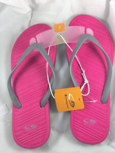 83cda8b047e6e Image is loading Champion-Girls-Sandals-Pink-Size-7