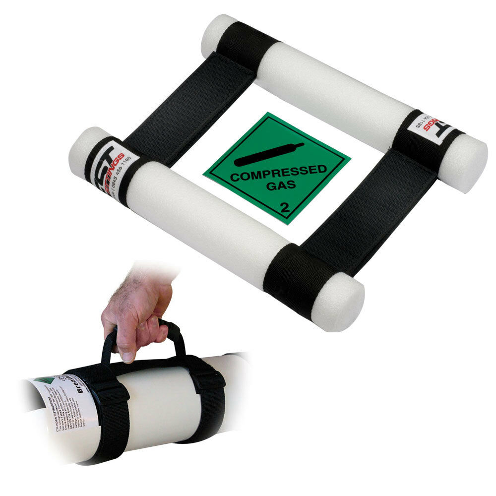 BEST Armaturen Zylinder TragerieSie   Anti Roll Kit   Full Zylinder Transport Kit