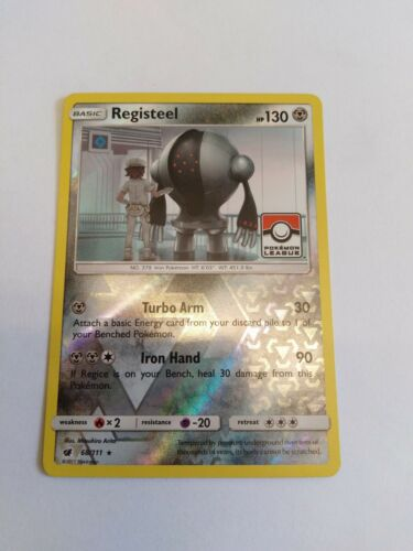 Pokemon League Promo REGISTEEL 68//111