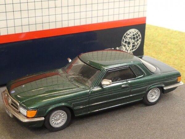 1/43 Century Mercedes-Benz 450 SLC 1972 VERDE METALLIZZATO 2601