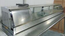 Refrigerated Sushi Case Turbo Air Sak 70l