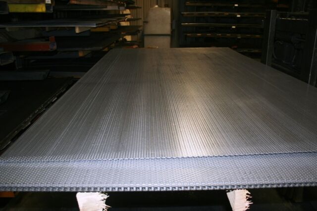 """1//4/"""" Hole McNICHOLS Hex Perforated Metal 22 Gauge 9//32 Center 24/"""" x 12/"""" Sheet"""