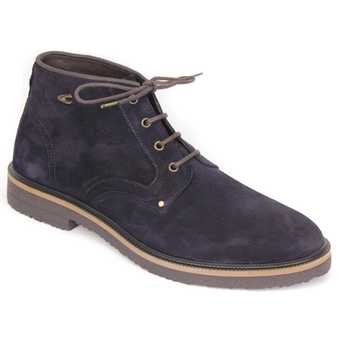 CAMEL Active Scarpe Uomo Scarpe francesine blu blu blu Trade 524.11 01 c24120