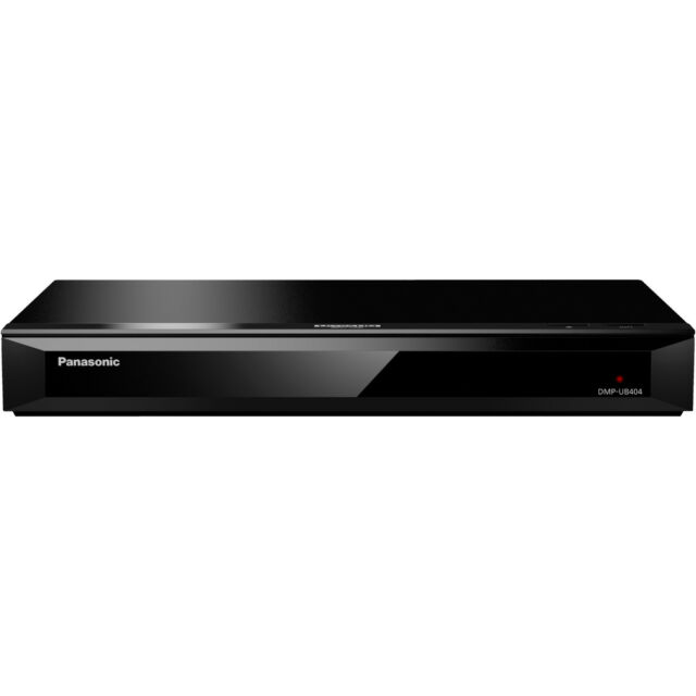 PANASONIC DMP-UB404 Ultra HD Blu-ray Player BRANDNEUE NEUWARE OVP
