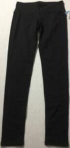 Athleta Femmes Chaturanga Tight Leggings 919052 pilayo Noir Taille L