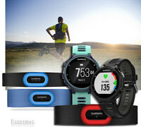 Garmin Forerunner 735xt Gps Sport Swimming Swim Fitness Watch + Hrm Tri Swim Run