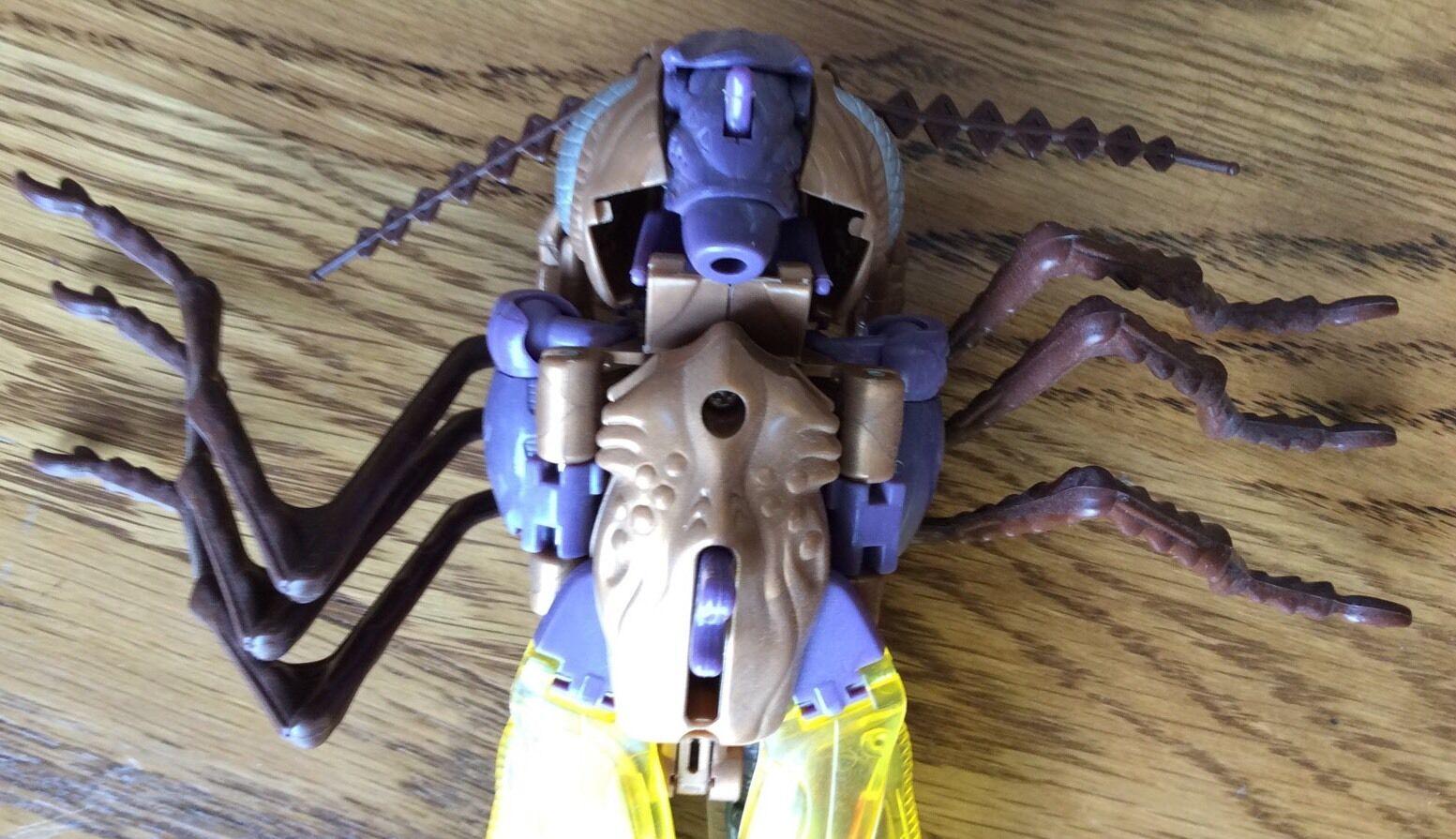 PredOTYPE Transformers Beast Wars TAKARA MOSQUITO with with with QA Documentation 41daad