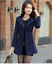 New-women-039-s-Korean-Slim-double-breasted-wool-coat-and-long-sections-coats-jacket thumbnail 13