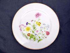 Stratford Fine Porcelain 10 1/2'' Plate Nita Designer Collection Summer Melody