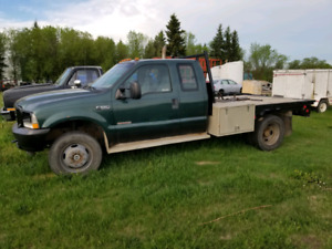 2004 Ford F 550