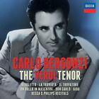 Carlo Bergonzi-The Verdi Tenor (Ltd.Edt.) von Renata Tebaldi,Birgit Nilsson,Carlo Bergonzi (2014)