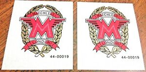 Matchless-winged-M-red-black-gold-2x2-25-034-toolbox-oil-tank-vinyl-transfers-pair