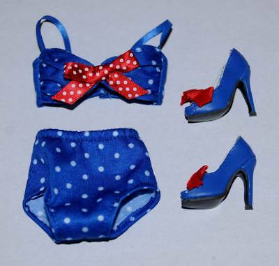 "Basic Dixie outfit Only Bathing suit Tonner 16/"" Fits Cami Marley Chic Body doll"