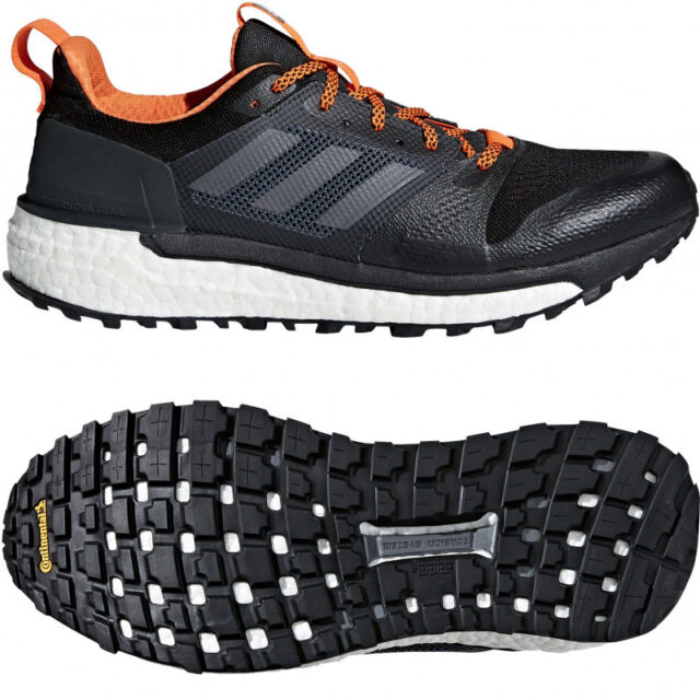 862c3ce65f392 Frequently bought together. Adidas Supernova Boost Men s Trail Running  Shoes Black ...