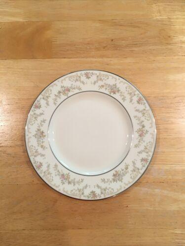 "3 x Royal Doulton Romance /""Diana/"" Bone China Salad Plate 20.5cm"