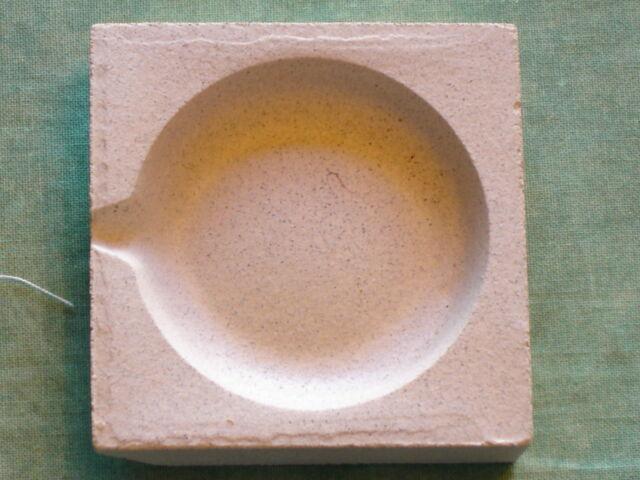 Schmelzschalen 65x65 mm