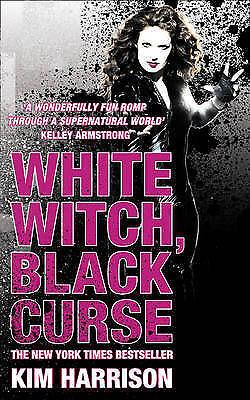 Kim Harrison  White Witch, Black Curse (Rachel Morgan 7) Book