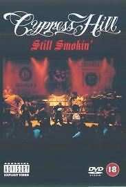 1 of 1 - Cypress Hill - Still Smokin' (DVD)  FREE UK P+P  ..............................