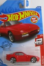 1989 Hot Wheels Porsche 944 Turbo #47 Red 1//5 Porsche 2020 Hot Wheels
