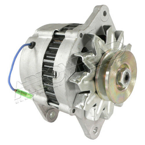 Marine Grade Replacement 80A Alternator 4JH2-DTE Replaces Yanmar 119573-77201
