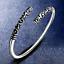 Handmade-Men-Thai-Silver-Vintage-Women-Bangle-Bracelet-Open-Cuff-Gift-Jewelry Indexbild 1