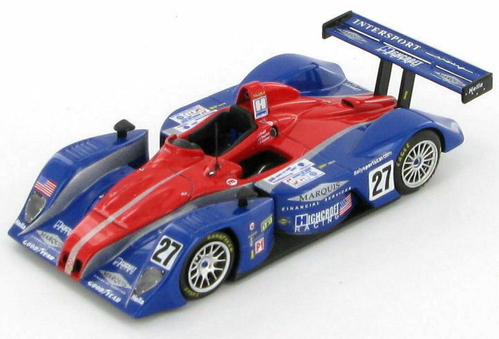 MG Lola Judd XV675 Intersport Le Mans 2004 1 43