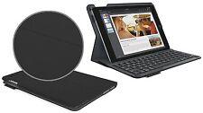 Logitech Type+ iPad Air 1 Wireless Keyboard Folio Case Liquid Repellent Fabric