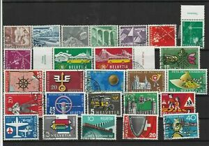 Switzerland Stamps Ref 13892