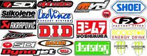 Motorcycle-Colour-Laminated-Swingarm-Frame-Stickers-MX-Sport-1-x-sheet-Set-Six