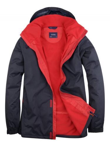 UNEEK Deluxe Outdoor Men/'s Jacket 100/% Imperméable Coupe-vent doublée en polaire UC621