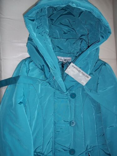 Bnwt Coat Hooded Ashley 8 maat Designermode Gb Brooke Hzqw8xZznR