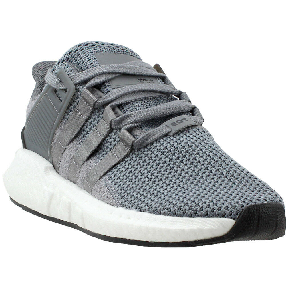 adidas EQT SUPPORT 93/17 Grey - Mens - Comfortable