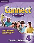 Connect Level 4 Teacher's Edition: Level 4 by Jack C. Richards, Carlos Barbisan (Paperback, 2009)