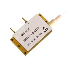 30w 808nm Cw Fiber Coupled Laser Diodes With Jenoptik Chip