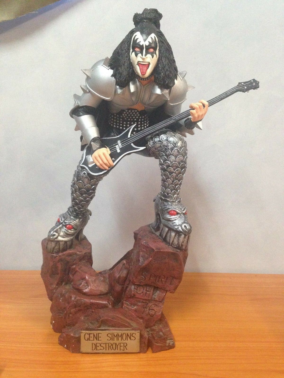 Kiss - Gene Simmons Destroyer - Spirit of 76