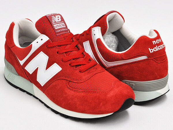 New Balance x Nordstrom Made in USA 576 Red sz 9.5 [US576ND4] retro